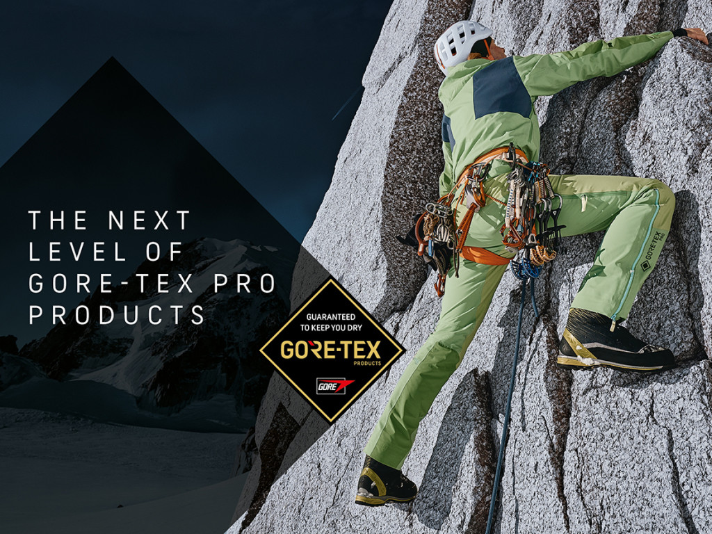 Are you planning some serious outdoor adventures this winter? This might be your chance to test the next level of GORE-TEX PRO garments before they hit the market!