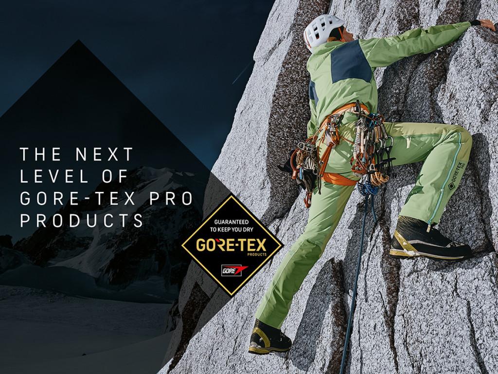 您正计划在今年冬天进行具有挑战性的户外探险活动,这可能是您在市场上投放市场之前将新一代GORE TEX PRO服装进行终极耐久性测试的机会